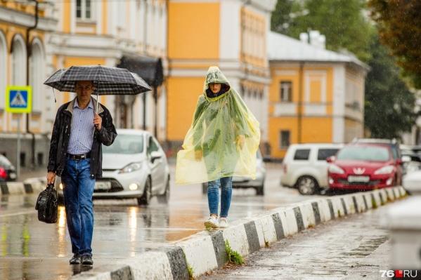 Печальные погодные перспективы