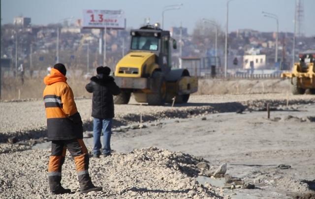 Реконструкцию въезда в Ростов из Батайска закончат к 2023 году