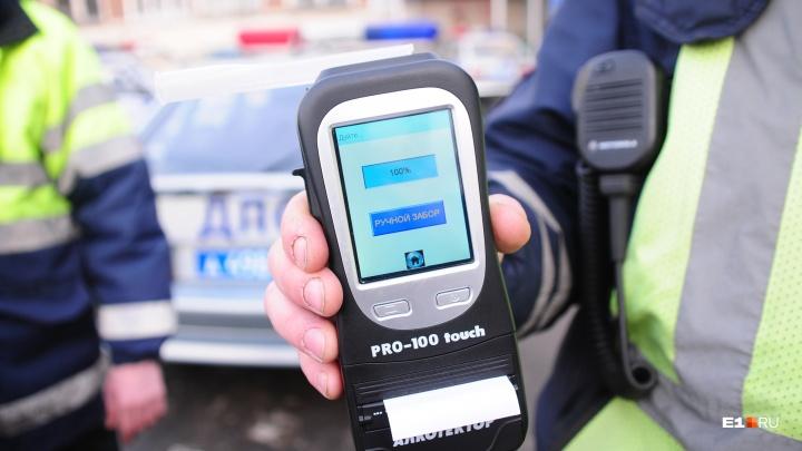 В России водителей начнут проверять на хронический алкоголизм