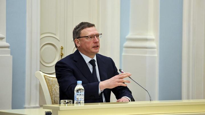 «Авангард» — вернётся, метро — не построят: пресс-конференция Буркова максимально коротко