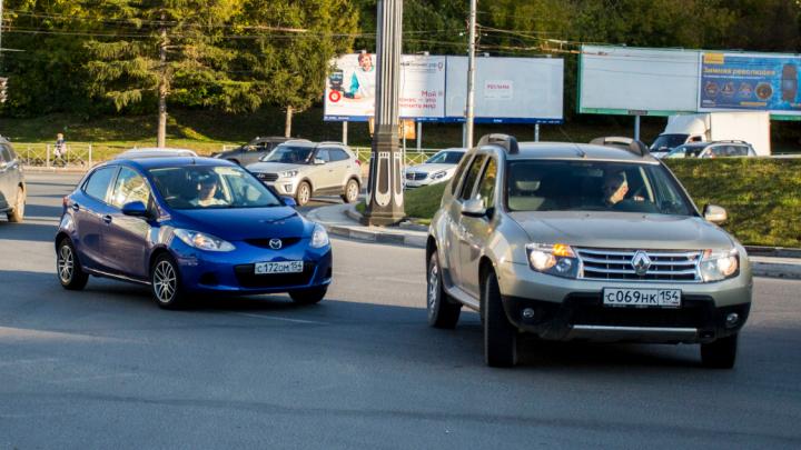 Разбираемся, как ездить по кольцам в Новосибирске: кто главный и когда виноват тот, что справа