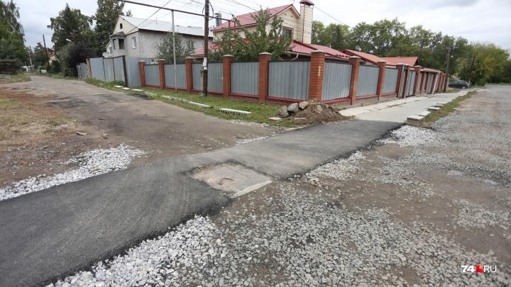 Развилка для Суворова: тротуар к челябинской гимназии породил споры среди автомобилистов и пешеходов