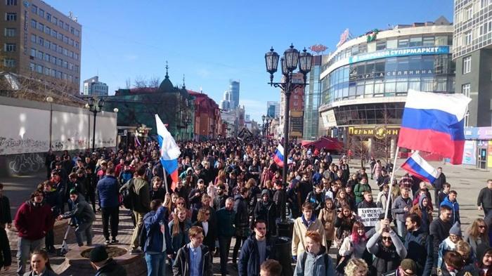 Год назад Юрия Кузьминых задерживали за организацию несанкционированных митингов