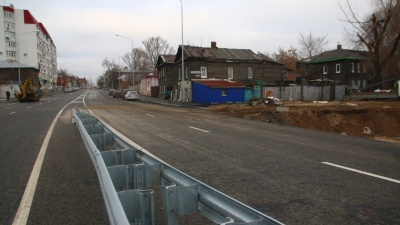 В Самаре запретят стоянку в центре города после открытия Фрунзенского моста