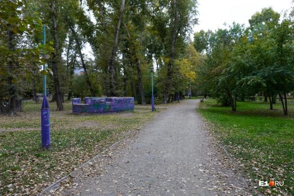 Всего в мэрии решили заняться освещением 15 парков