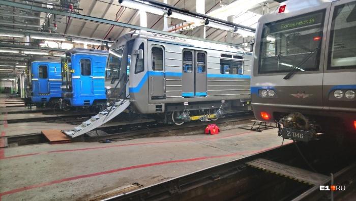 Цена на проезд в метро выросла из-за обновления парка поездов