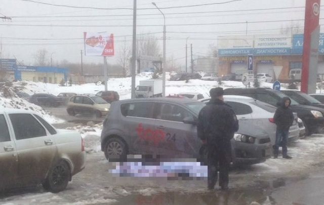 В Уфе мужчину убили возле автосалона