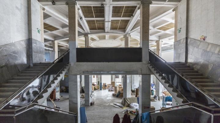 Два этажа Центрального универмага отремонтируют за 9 миллионов