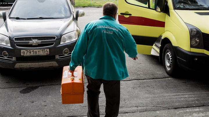 Новосибирским врачам дадут 2 вертолёта для перевозки пациентов