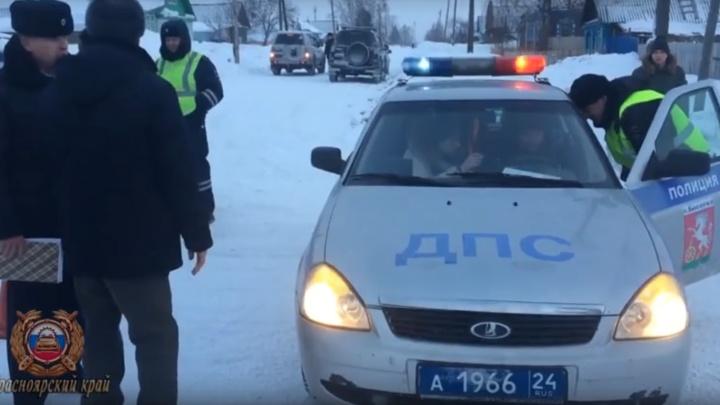 Водителя, который задавил ребёнка на обочине, оставили на свободе