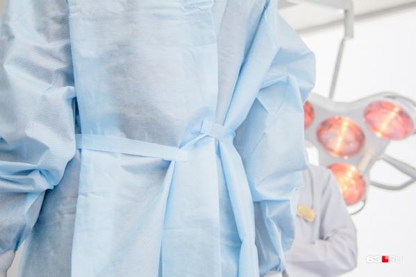 Врачи помогли пациенту избавиться от сильной боли при мочеиспускании