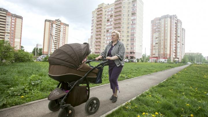Вот это размер: где в Ярославле строят еврожилье