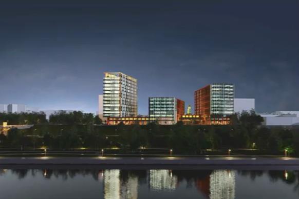 Размещением гостиницы на месте ДК «Телта» заинтересовались сети Park Inn, Hilton и Novotel