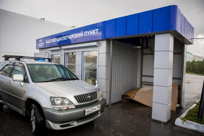 Новая автостанция возле ТЦ «Невский»