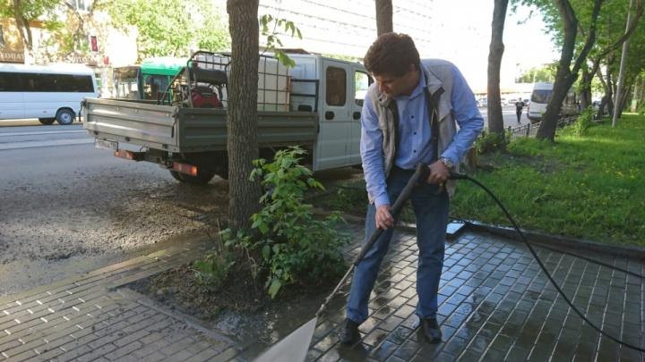 «Теперь не пропаду»: Александр Высокинский стал сварщиком ради интернета