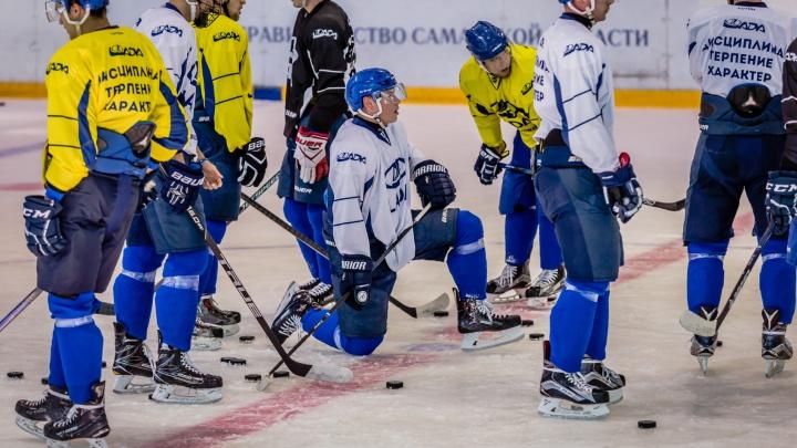Историческое дерби: ХК «Лада» на первую игру сезона едет в Самару