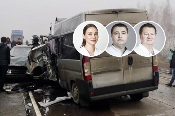По дороге в Москву из Волгограда погибли пятеро человек, включая четверых членов одной семьи