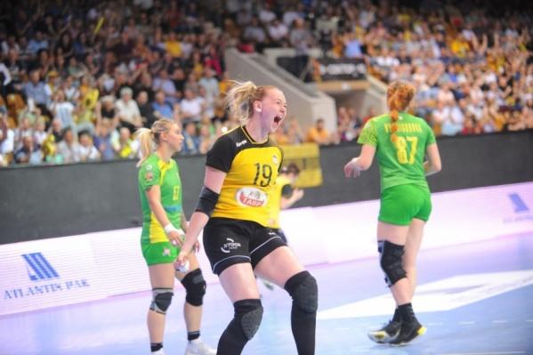 Ростовские гандболистки сыграют со спортсменками из Дании, Швеции и Франции