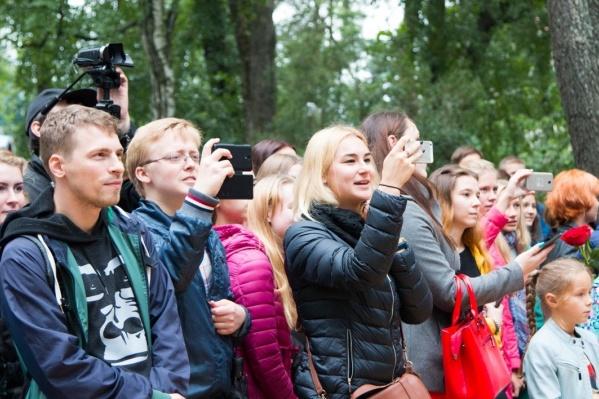 Праздник состоится в Петровском парке. Старт — в 15:00<br>