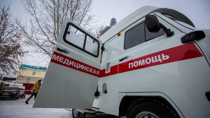 «Мерседес» сбил школьника на «зебре» на Кошурникова
