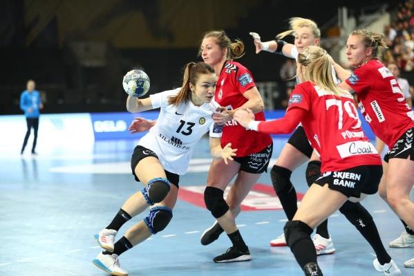 Матч в Дании завершился победой «Эсбьерга»