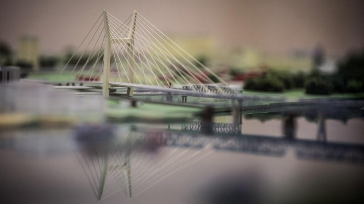 Строители взяли в кредит 2,4 миллиарда на проект четвёртого моста в Новосибирске