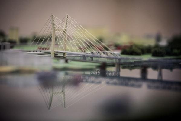 Концессионер получит в кредит 2,4 миллиарда рублей на строительство четвёртого моста через Обь