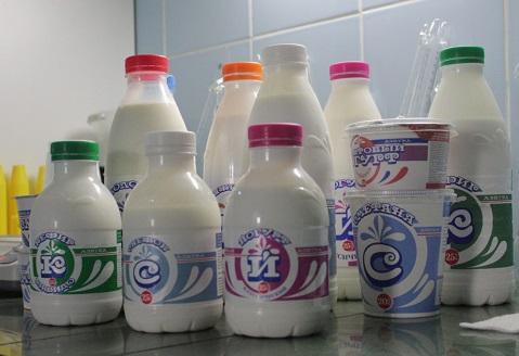 Натурпродукт: молоко от барабинских коров появилось на полках в магазинах