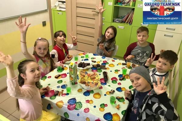 Для одноклассников и детей из одной группы детского сада предусмотрены скидки