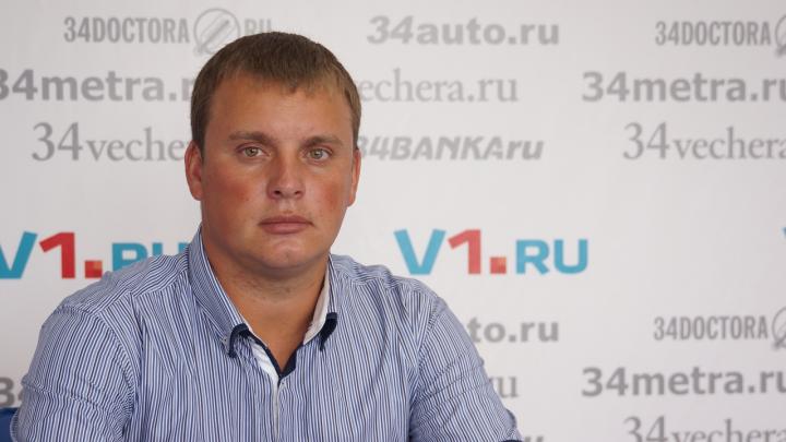 «Молча проводили обыски»: в Волгограде ФСБ задержала бизнесмена Владимира Зубкова и его зятя