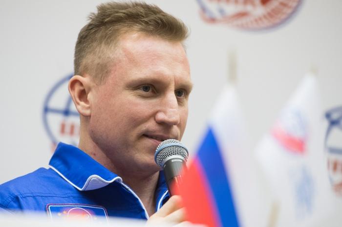 Сергей Прокопьев — первый екатеринбуржец, побывавший в космосе