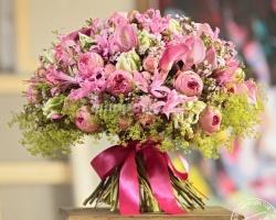 Международная служба доставки цветов «Флорист.ру» открыла салон в Уфе
