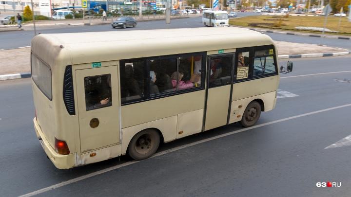 Облезлые кресла и духота: что мы получили за 35-рублевый билет в самарских маршрутках