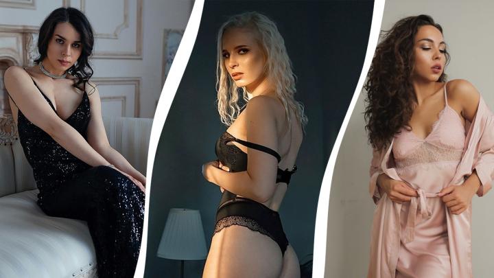 Лучшие девушки недели из Instagram Уфы: готовимся к Новому году