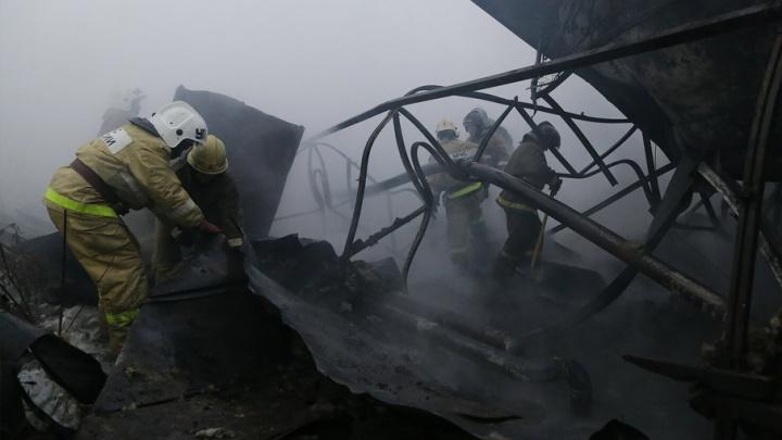 Житель Башкирии поджёг дом своей матери за отказ его продавать