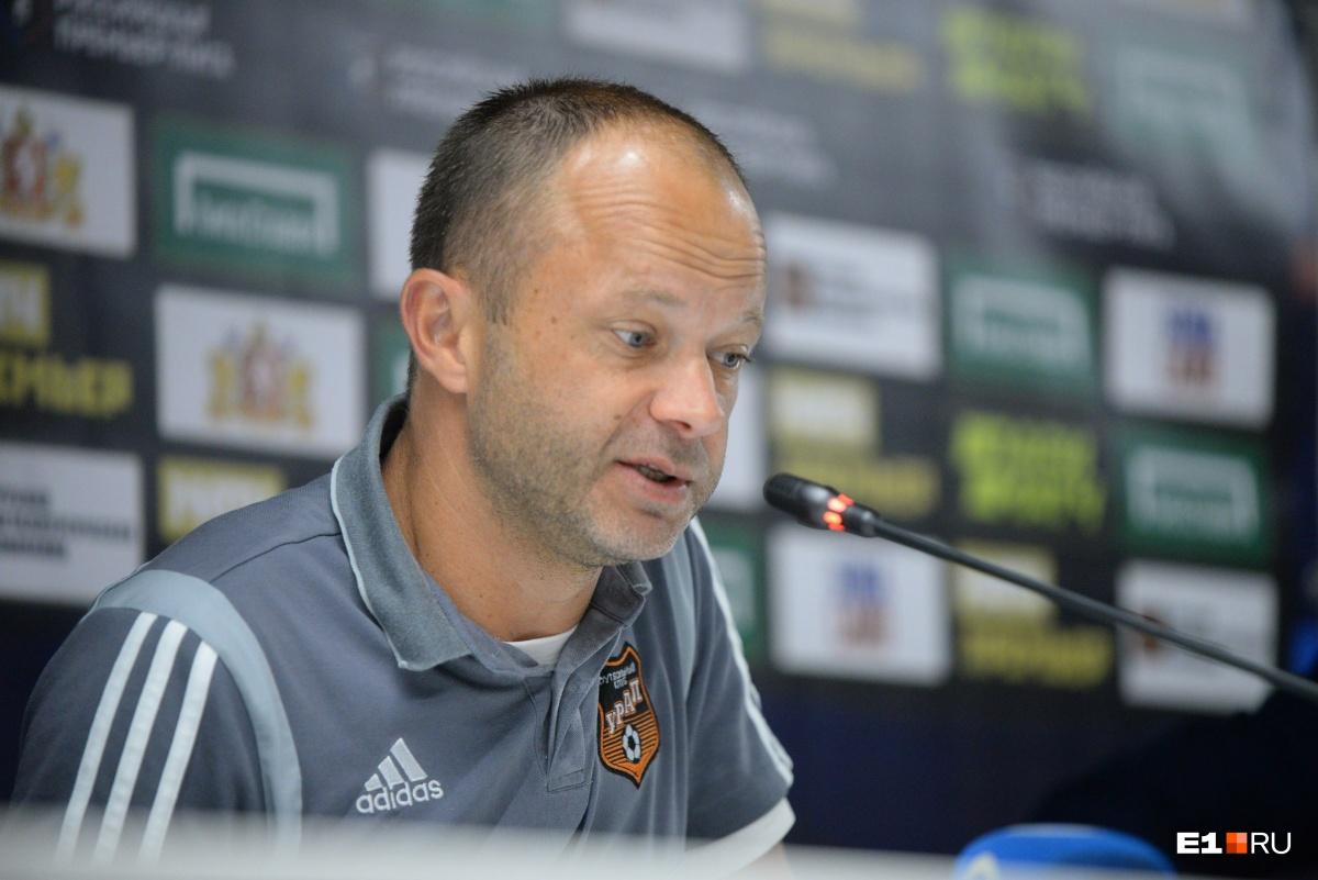 Дмитрий Парфёнов признал, что команде сегодня приходилось терпеть