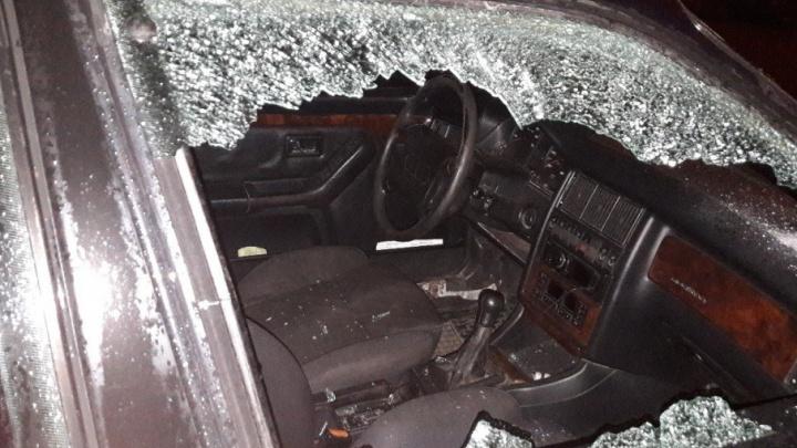 Жители Уфы жалуются на автомобильных хулиганов