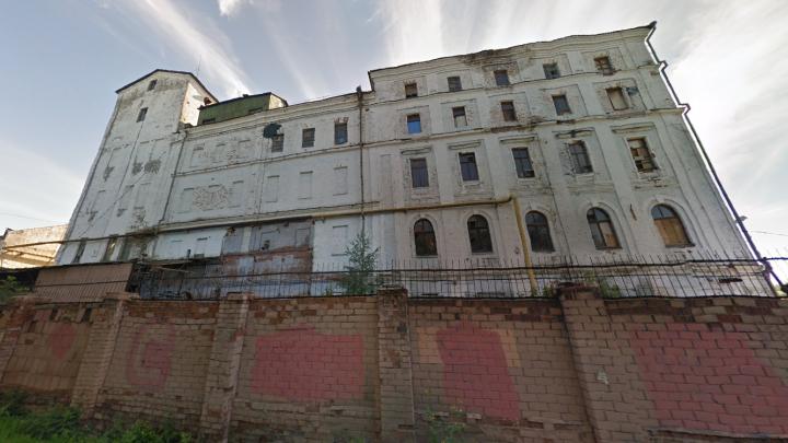 Лофт или апартаменты: как реконструируют заброшенный мукомольный завод в Ярославле