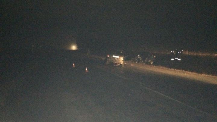Новосибирец погиб в ДТП на трассе в Горном Алтае