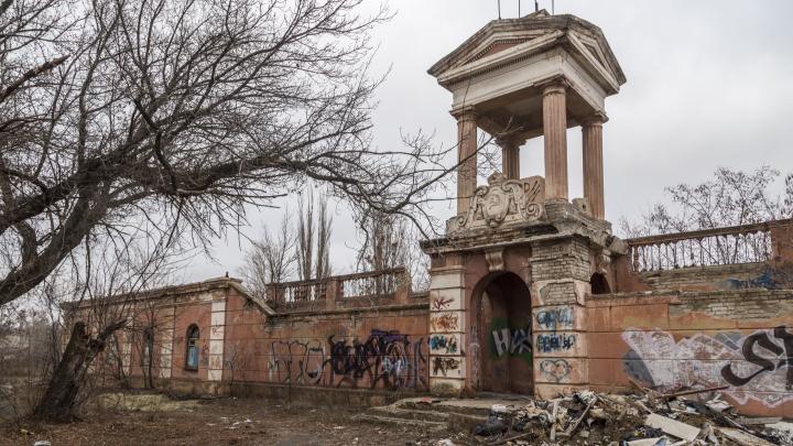 По проекту Бочарова: в Волгограде снесут стадион «Монолит»