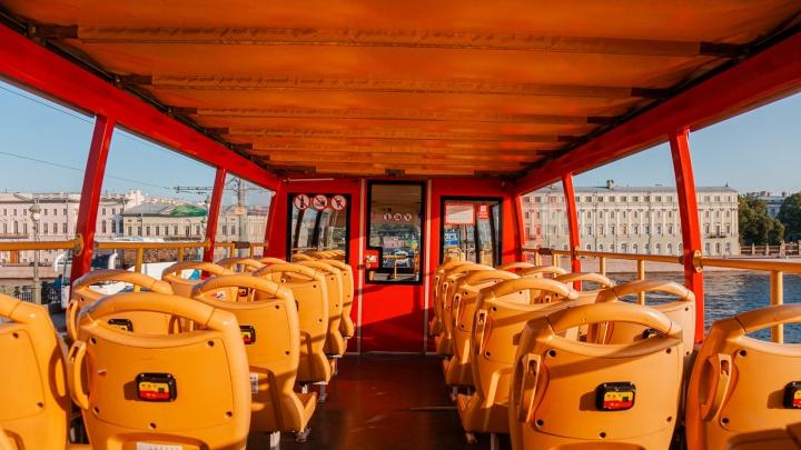Двухэтажный экскурсионный автобус появится в Нижнем Новгороде в новогодние праздники