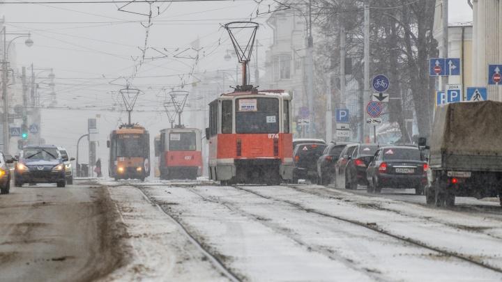 В Мотовилихе вновь начнут ремонт трамвайных путей. На этот раз — на участке от Землячки до Висима