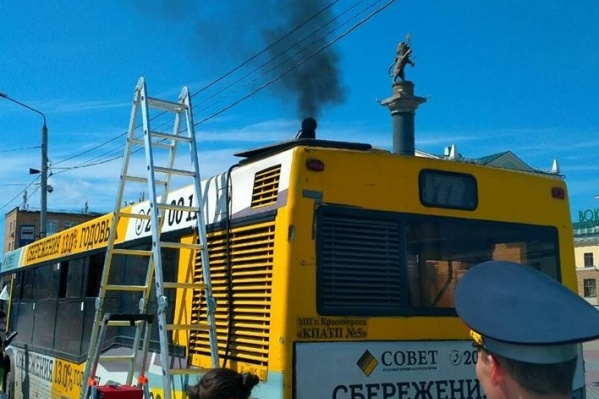 Автобусов на газу в Красноярске не будет