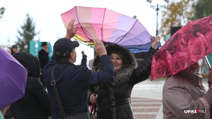 Прогулки придется отложить: в Башкирии объявили штормовое предупреждение