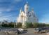 Высокинский и архитекторы выбрали места, где можно построить храм Святой Екатерины