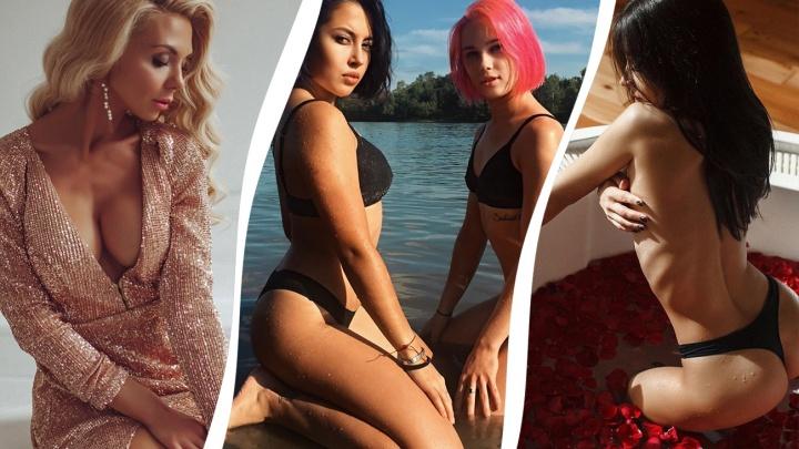 Лучшие девушки недели из Instagram Уфы: встречаем октябрь