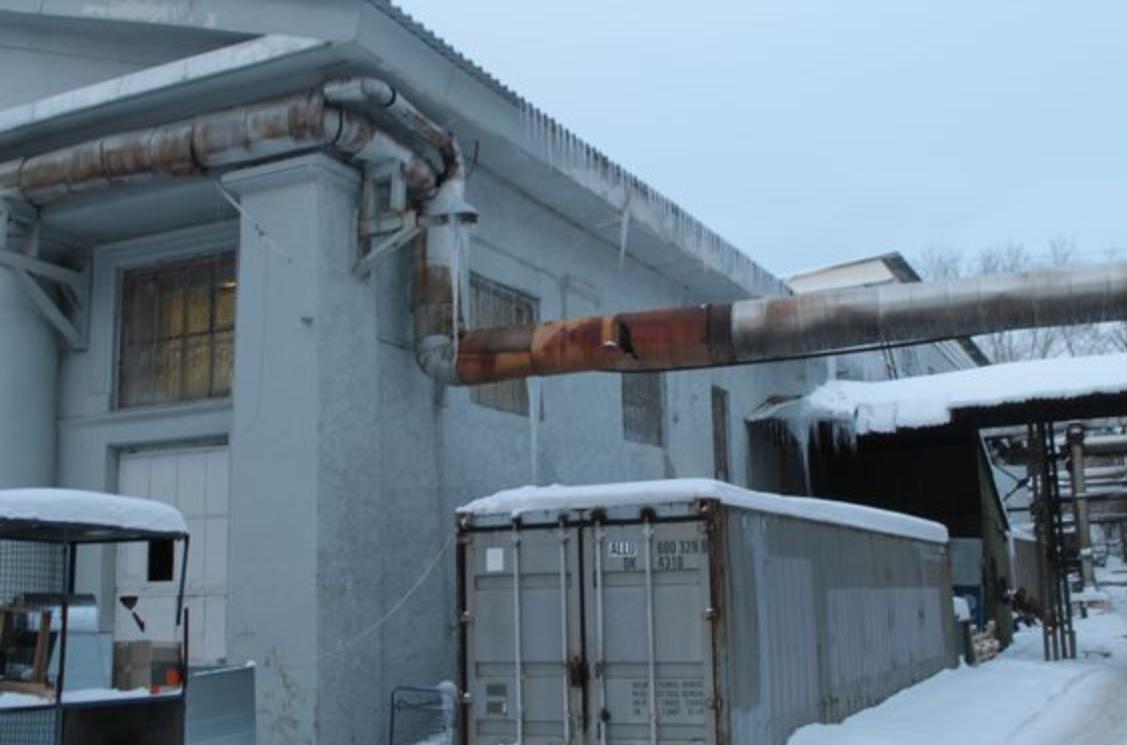Здание находится в собственности Свердловской области