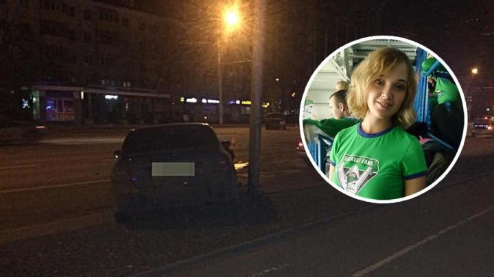 Погасло зеленое сердце: в ДТП погибла ярая фанатка «Салавата Юлаева»