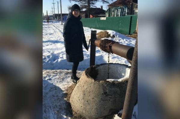Мила восемь лет добивается у властей строительства водопровода