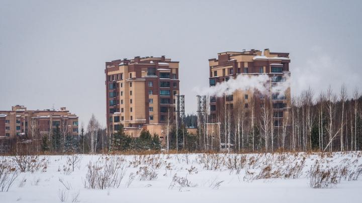 Богатые тоже плачут: жители «Кедрового» требуют запретить строить рядом дешевые многоэтажки